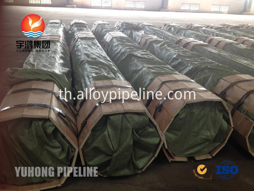 Carbon Steel Boiler Tube ASME SA214