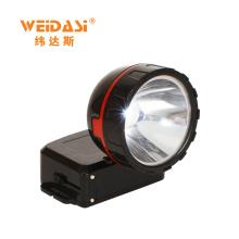 Lampe-torche extérieure imperméable rechargeable de travail de nuit pour la chasse