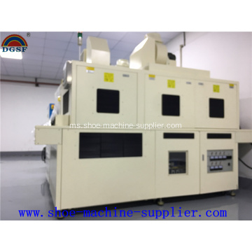 Double Irradiating UV Side Machine