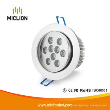 Alumínio de 9W + vidro LED Downlight com Ce