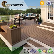 Construção mansion casa de campo casa de campo casa de campo villa residadão madeira material decking plástico