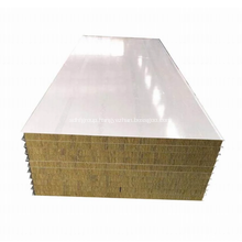 Sandwich panel separation wall for GMP clean room