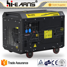 7kw Home Use Silent Diesel Generator Set Price (DG8500SE)
