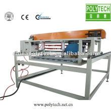 Línea de extrusión de azulejos esmaltados PVC / ASA