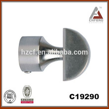 ball shape luxury curtain rod set,curtain rods for panel curtains,telescopic pole for plating