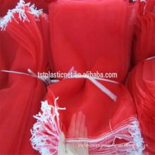 Round yarn monofilament mesh bags for shellfish