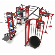 Synergy 360 Workout Training Group Commercial Gym Equipment