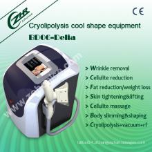 Bd06A Delia Cryo emagrecimento Fat Freeze Cryo perda de peso da máquina