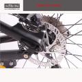 Bergiges preiswertes elektrisches Fahrrad 2018 36V750W, BAFANG-Motor e-Fahrrad hergestellt im Porzellan