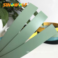 Gratis Sample 1.0mm PVC Edge Banding Solid Edging