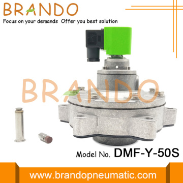 2 '' Inch Submerged Electromagnetic Pulse Valve