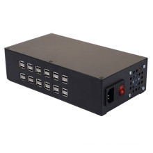 24 Portas 100W 20A Smart Mobile Phone Carregador de parede USB