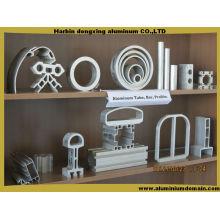 6061 Aluminium bearbeitete Teile