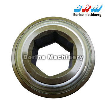 207KRRB17,HPS102GP3,JD9420 Hex Bore Agricultural Bearing