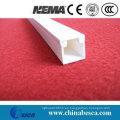 Canal de PVC blanco / gris (UL, SGS, IEC y CE)