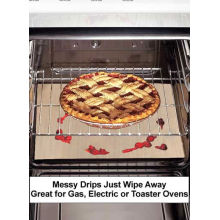 PTFE Heavy Duty Non-stick Oven Liner , For Usa On All Ovens