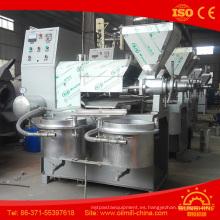 Máquina de producción de aceite de palm kernel Expeller de aceite de palm kernel