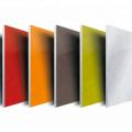 Non-combustible exterior aluminum composite panel