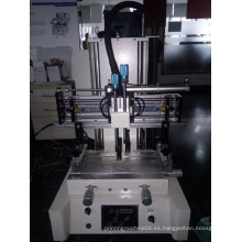 Máquina barata de la impresión de la pantalla para la insignia / electrónica / publicidad / publicidad / impresión del paquete