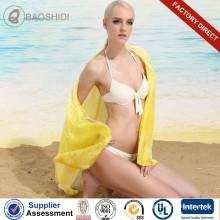 100 pareos de soie pure et sarongs en gros du sarong de plage