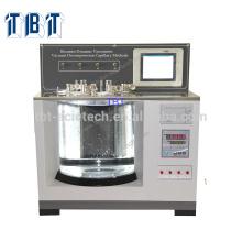 T-BOTA TBT-0620B 220V Display LCD Elétrico Vacuum capilar método viscosímetro viscosímetro dinâmico