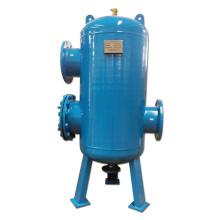 Фильтр для воды с самоочищающимся выхлопом