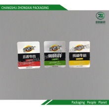 Food Printing Plastic Packing Packaging Bag Vacuum Small