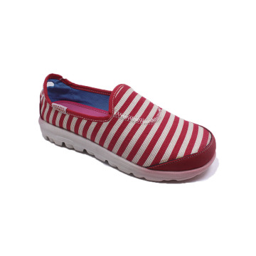 Slip-on Stripe Men's Shoes