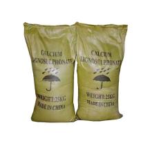 Lignosulfonate de calcium de qualité adjuvante pour béton