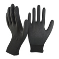 NMSAFETY nitrile hand nitrile gloves for construction work