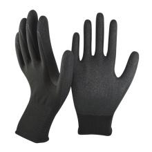 NMSAFETY nitrile main gants en nitrile pour les travaux de construction