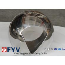 Bolas de válvula de aço inoxidável de alta qualidade API