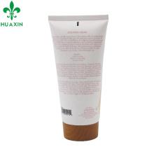 Tubo de crema cosmético de bambú del PE de 200ml pe