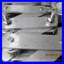SS304 Industrial Conveyor Chain with strength tension
