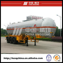 LPG Transportable Tank Semi Trailer with High Safety for Sale