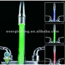 heißer Verkauf LED Wasserhahn Licht