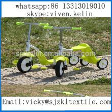 Trois roues auto équilibrage enfants pied kick scooter 3 in1child enfants jouets
