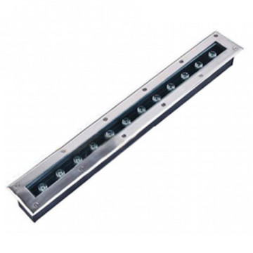 Wetterfestes lineares 12W LED Inground Licht