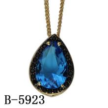Pingente de colar de moda fábrica Hotsale Design jóias