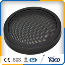 Hot selling perforated metal mesh speaker grille