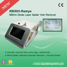 Rbs03 Professionelle 980nm Diodenlaser Blutgefäßentfernung