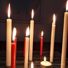 Оптовая дешевые белые простые свечи оптом