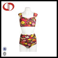 Wholesale Women Swimwear Ladies Two Pieces Swimming Suit