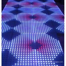 Dança do diodo emissor de luz do artigo da radiologia em luzes do estágio do diodo emissor de luz