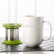 Taza del té 400CC, infuser de la taza del té, taza de té