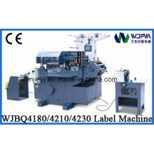Simple Paper Printing Machine Wjbq-4180