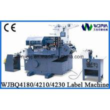 Простая бумага печати машина Wjbq-4180