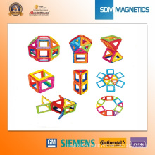 3D Educational Magnetic Toys with Rare Earth Magnet