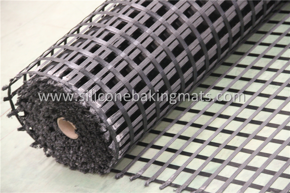 Pvc Coated Pet Mesh Geogrid