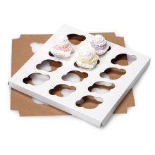 Wholesale custom paper cupcake holder cupcake inserts